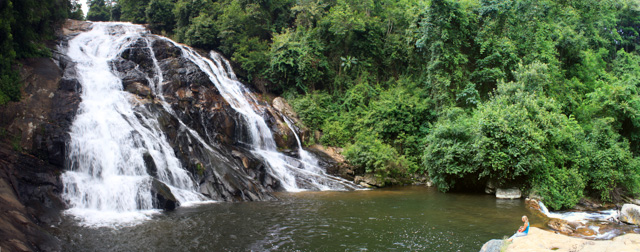 Debegeni Waterfall