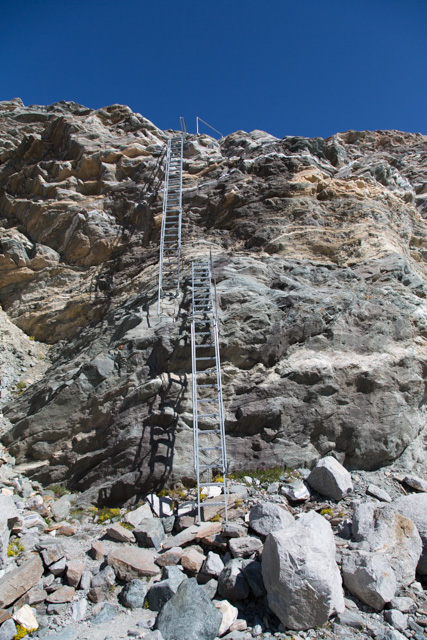 The 15m ladder
