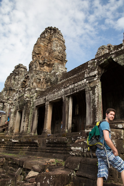 Adventuring into Bayon